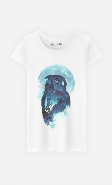 T-Shirt Midnight Owl