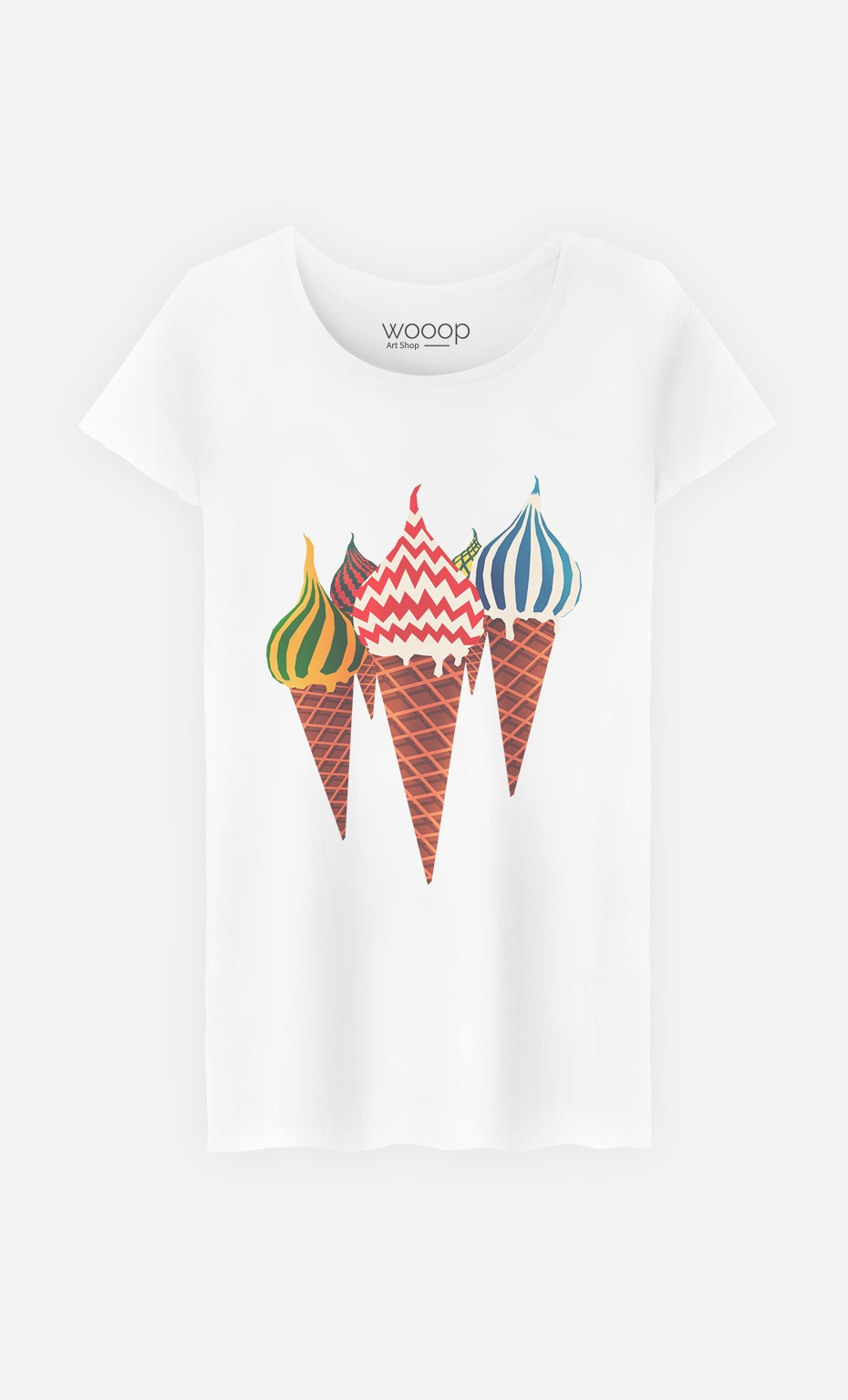 T-Shirt Moscow