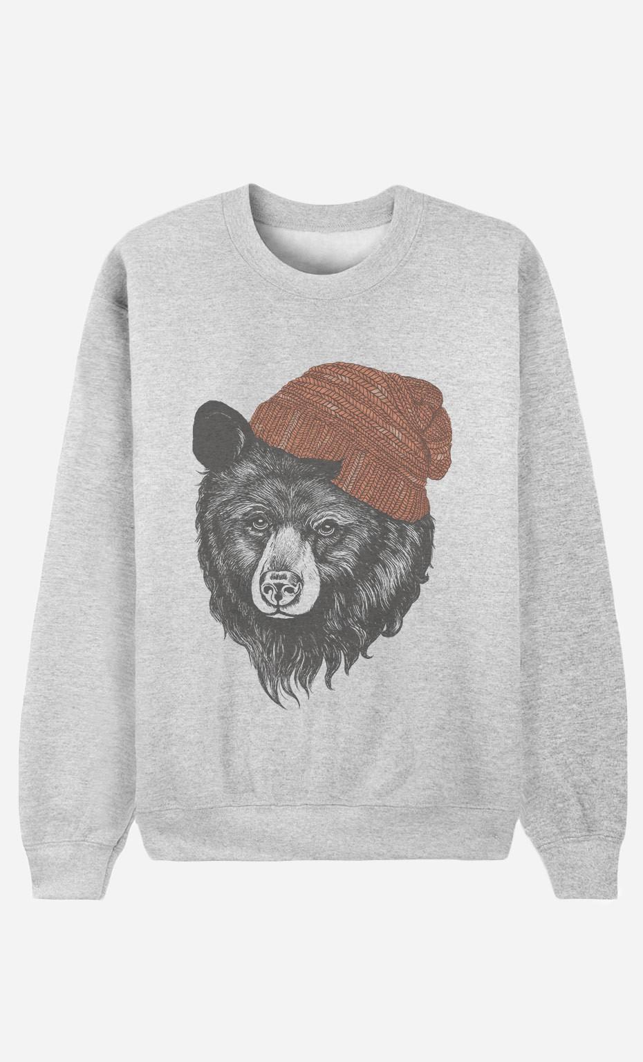 Sweatshirt Bear