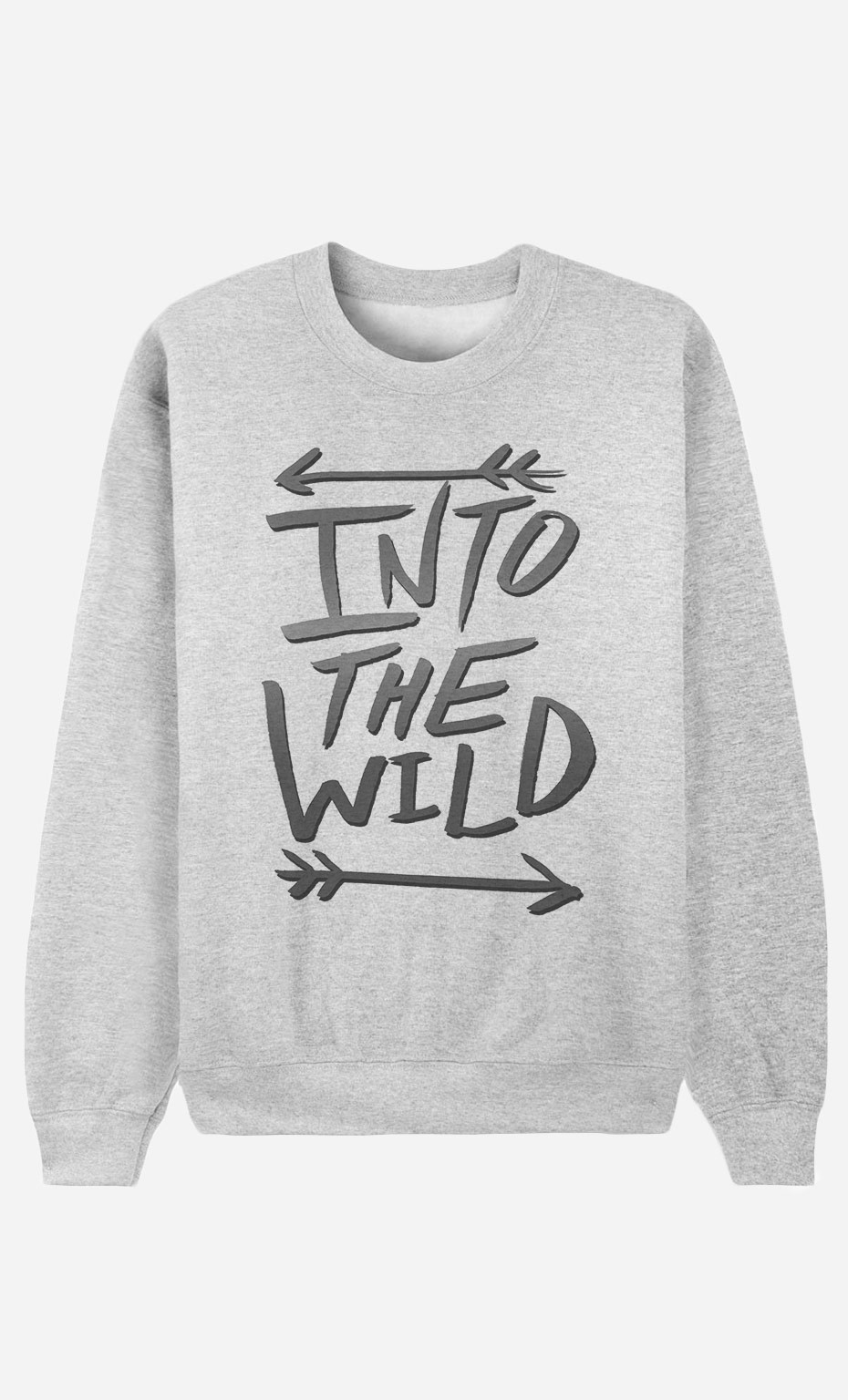 Sweatshirt Into The Wild II