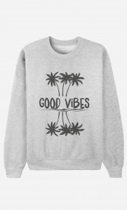 Sweatshirt Good Vibes