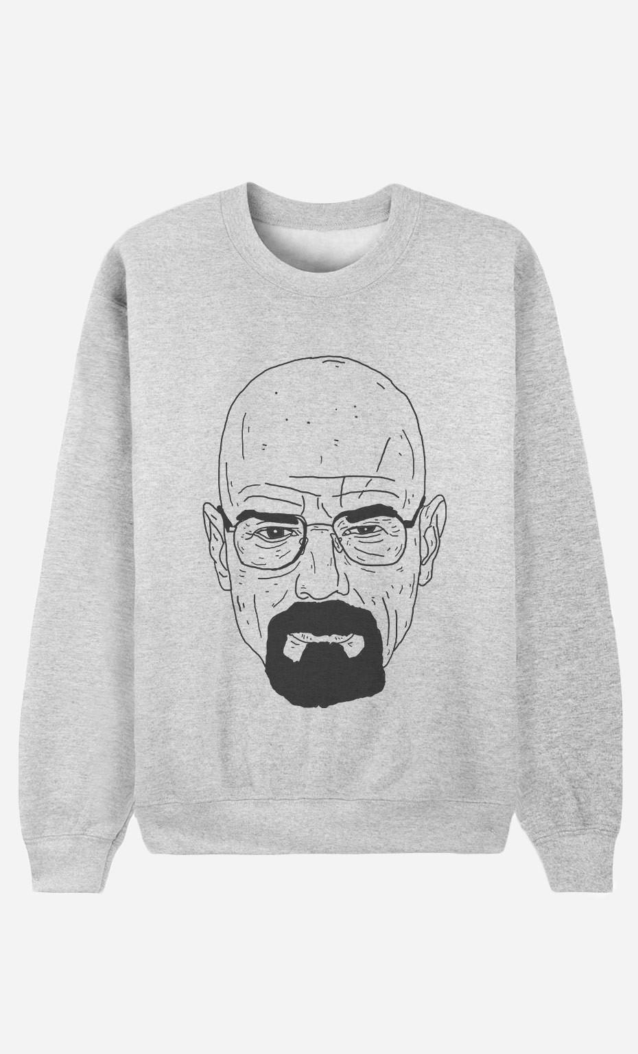 Sweatshirt Walter White 2