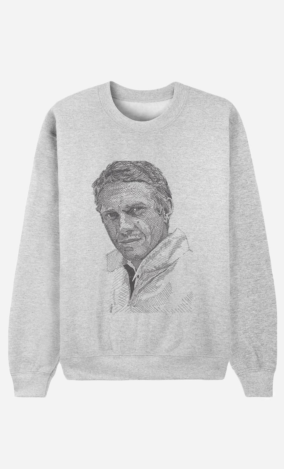 Sweatshirt Steve McQueen