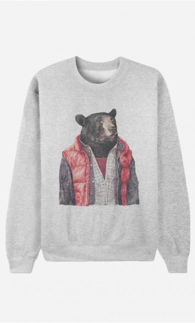 Sweat Black Bear