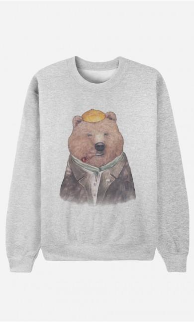 Sweat Brown Bear