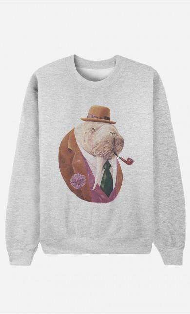 Sweat Monsieur Walrus
