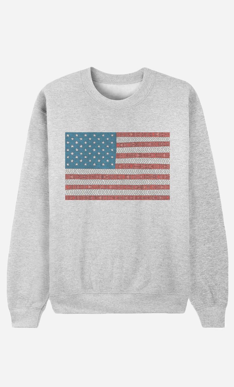 Sweatshirt USA