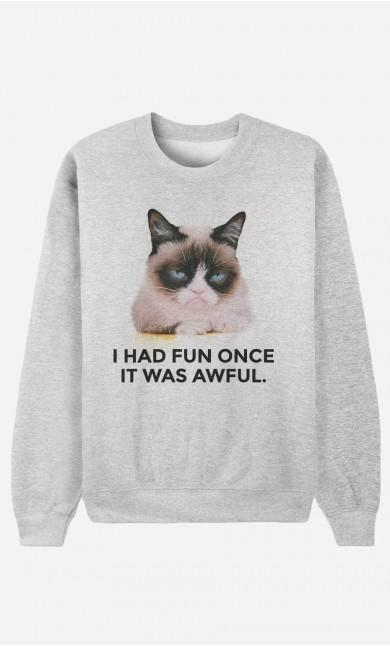 Sweatshirt Grumpy