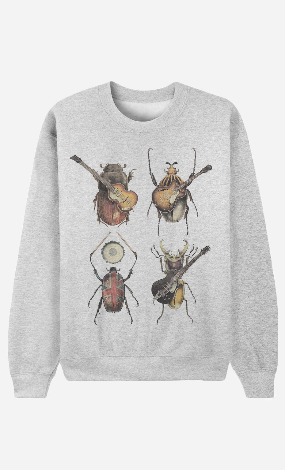 Sweatshirt Beetles