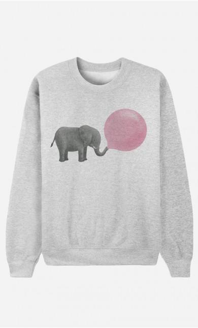 Sweatshirt Jumbo Bubble Gum