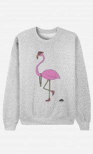 Sweatshirt Frederick The Flamingo