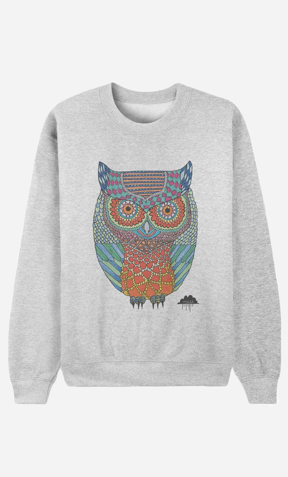 Sweatshirt Ollie The Owl