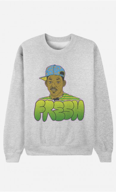 Sweatshirt Will Smith