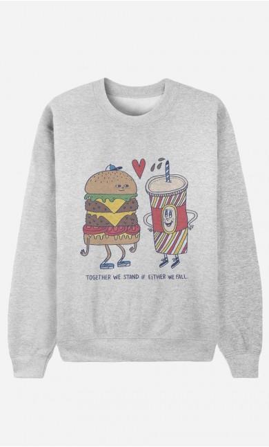 Sweatshirt Fast Love