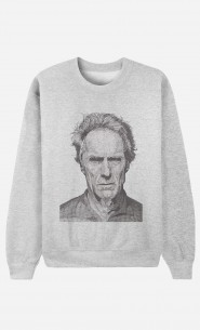 Sweat Clint Eastwood