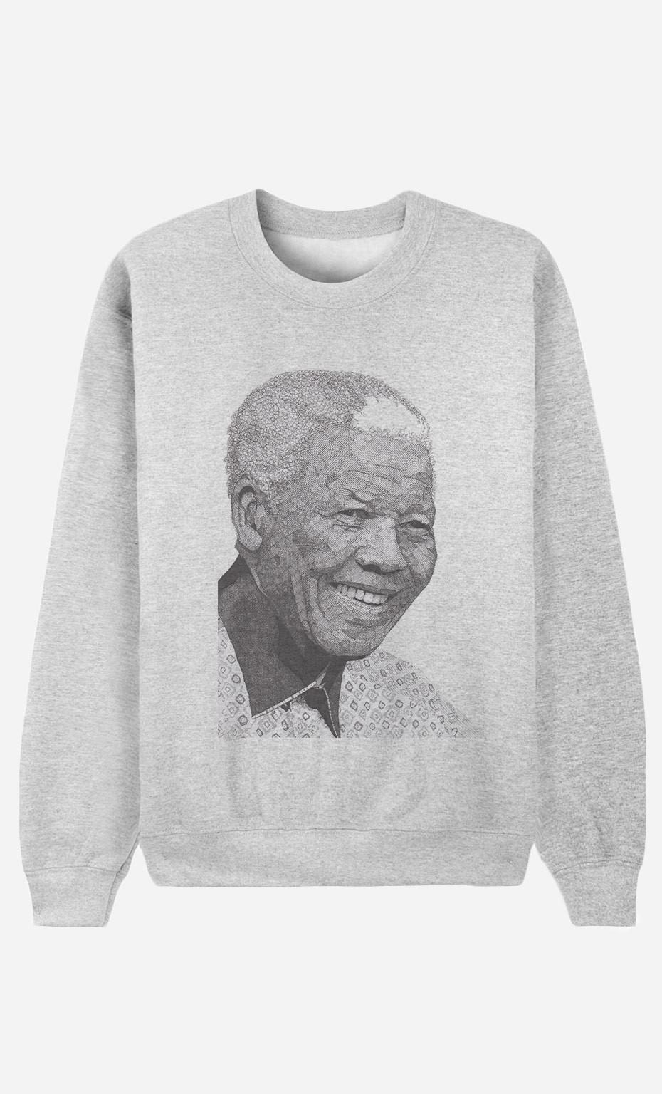 Sweat Nelson Mandela