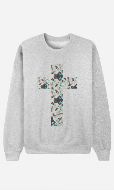 Sweatshirt Total Madness