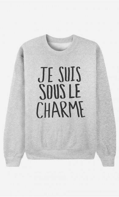 """Sweat Fashion """"Sous Le Charme"""""""