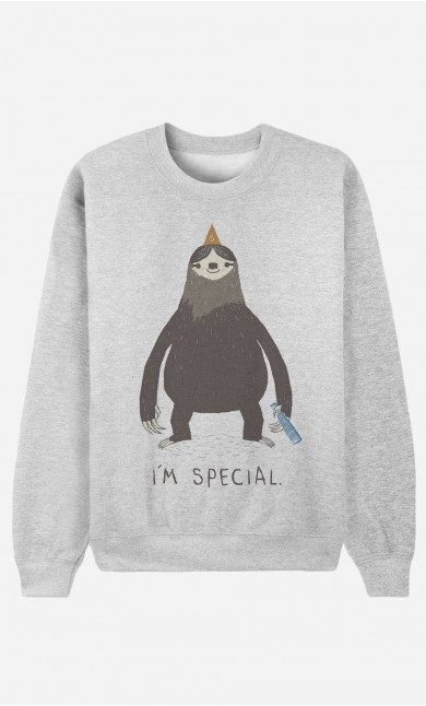 Sweatshirt Sloth Light