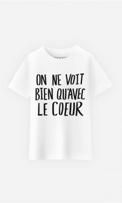 T-Shirt Avec Le Coeur