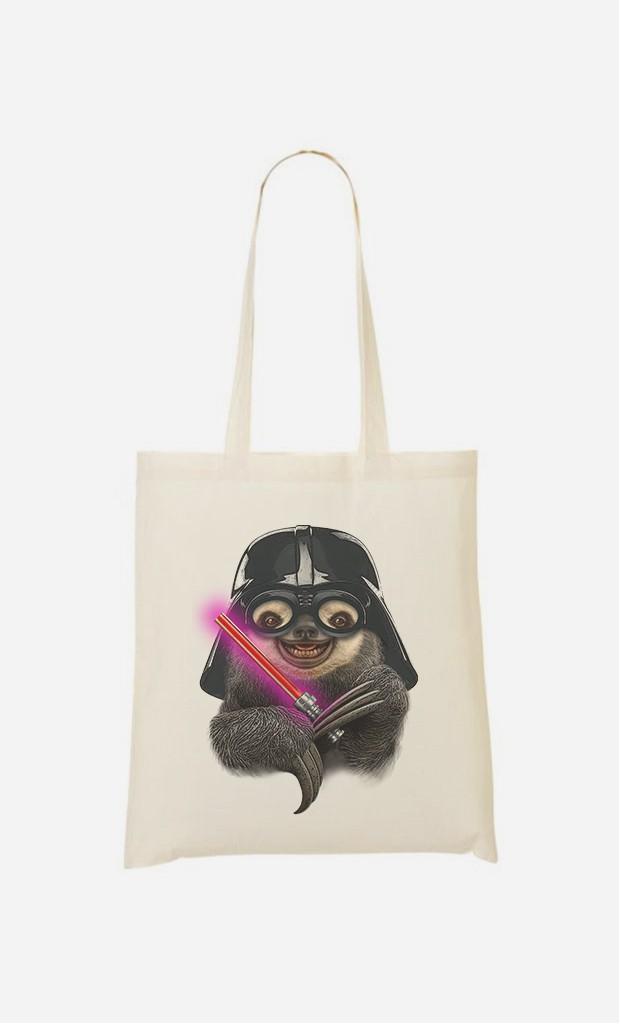 Tote Bag Darth Sloth