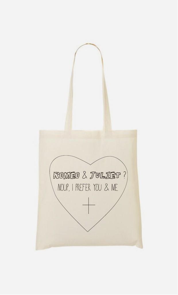 Tote Bag You & Me