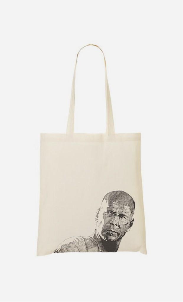 Tote Bag Bruce Willis