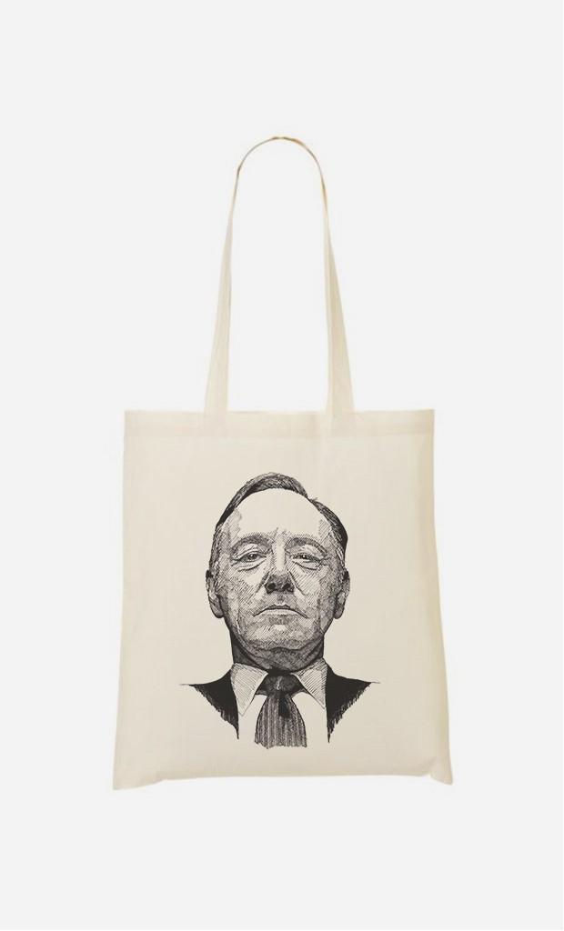 Tote Bag Frank Underwood