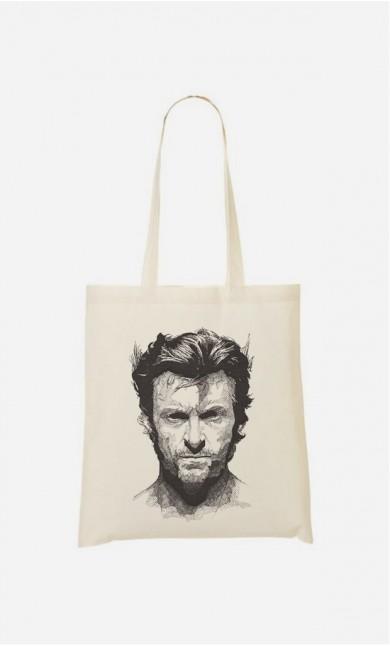 Tote Bag Wolverine