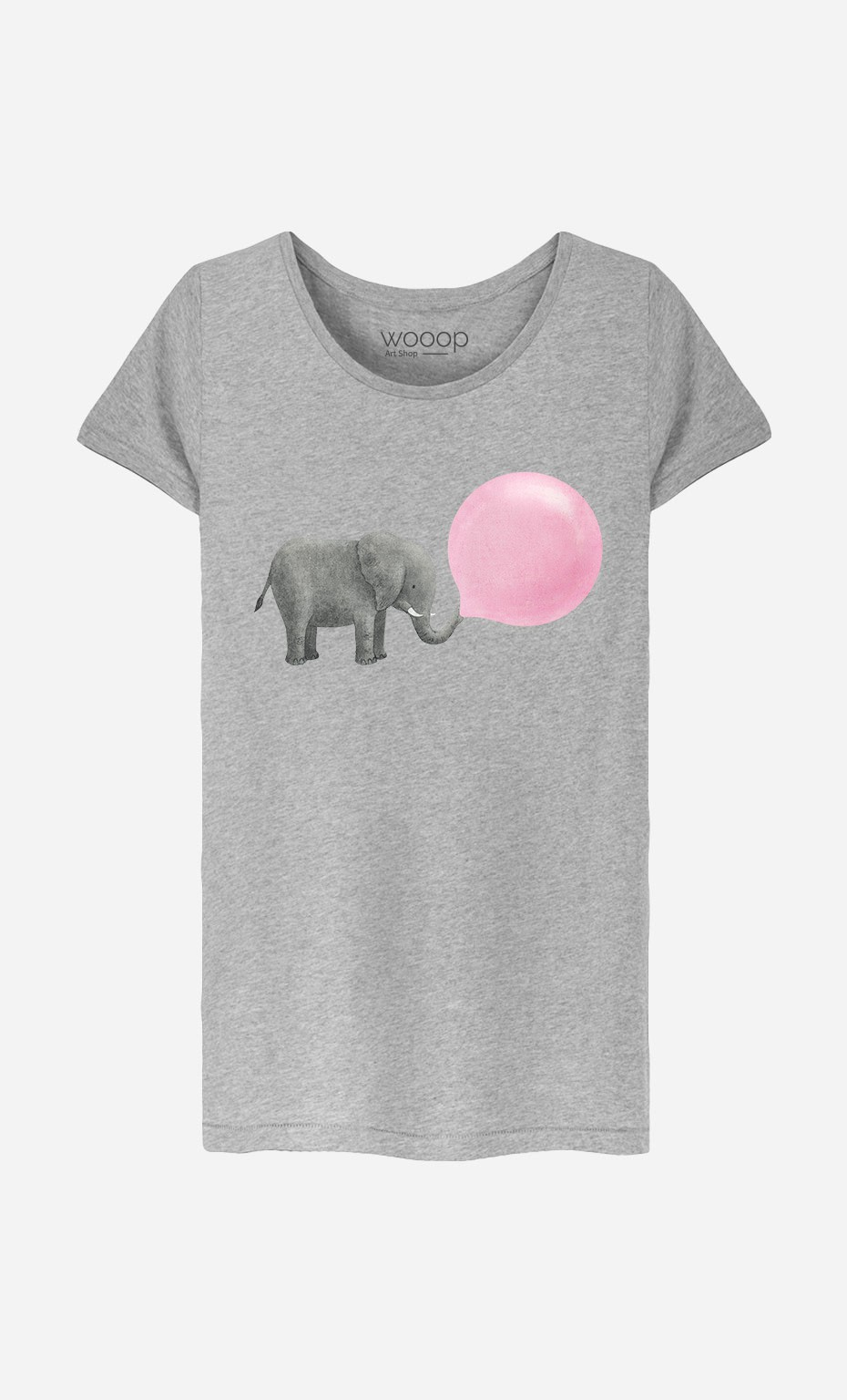 T-Shirt Jumbo Bubble Gum