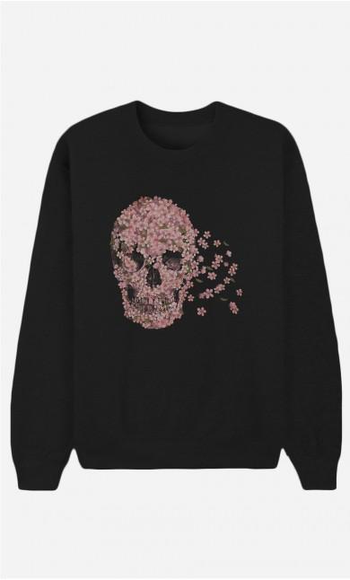 Black Sweatshirt Beautiful Death