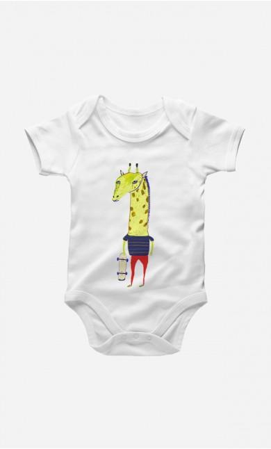 Bodysuit Giraffe Dude