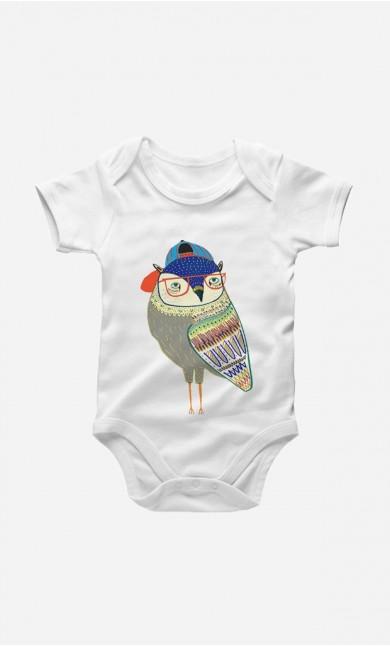 Bodysuit Owl Coolest
