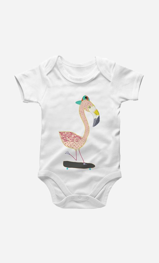 Bodysuit Flamingo Skater