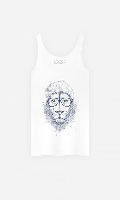 Tank Top Cool Lion