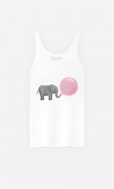 Tank Top Jumbo Bubble Gum