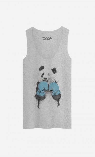 Tank Top The Winner Panda