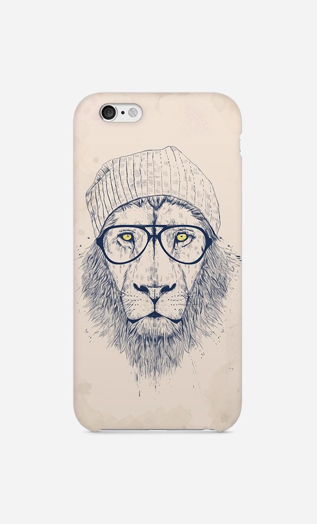 Case Cool Lion