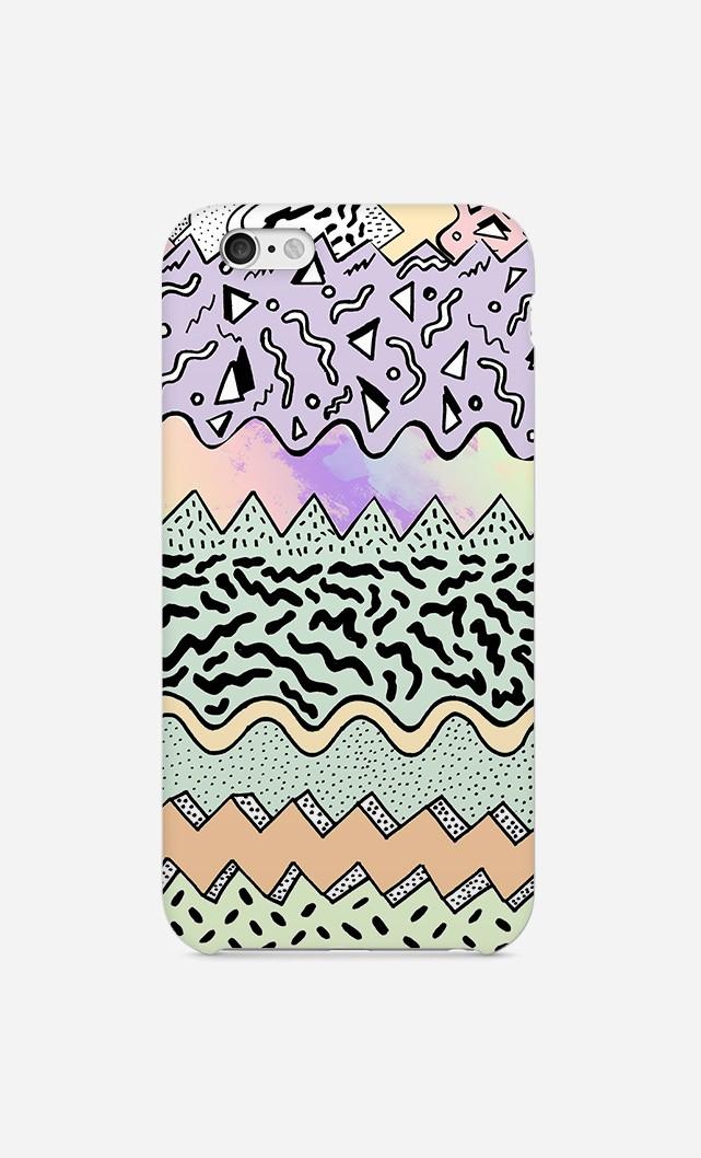 Case Pastel Waves