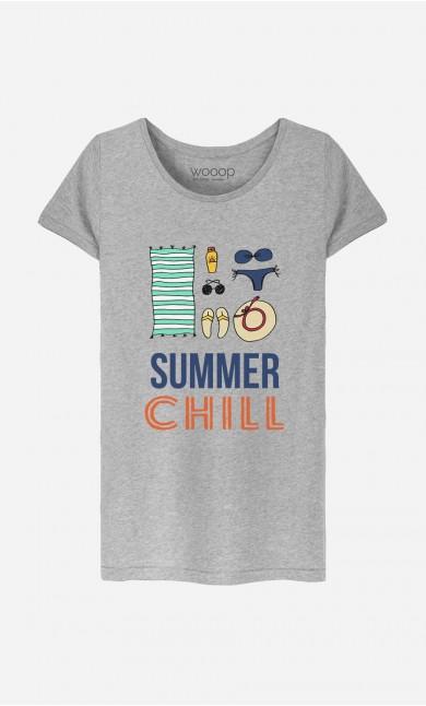 T-Shirt Summer Chill
