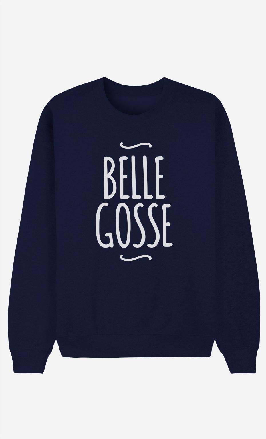 Sweat Bleu Belle Gosse