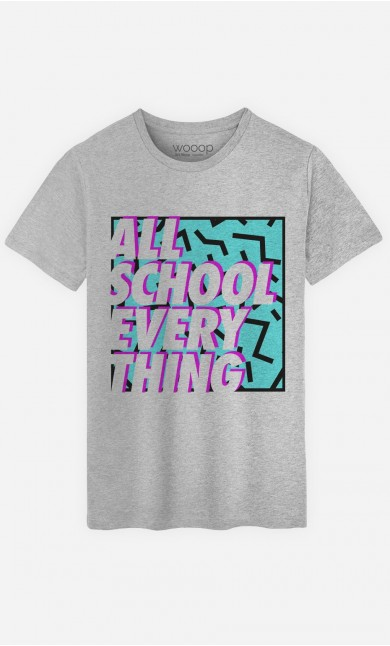 T-Shirt All School Everything