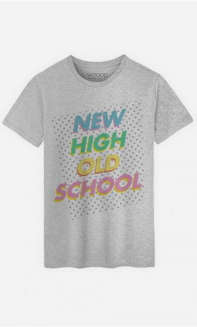 T-Shirt New High Old School