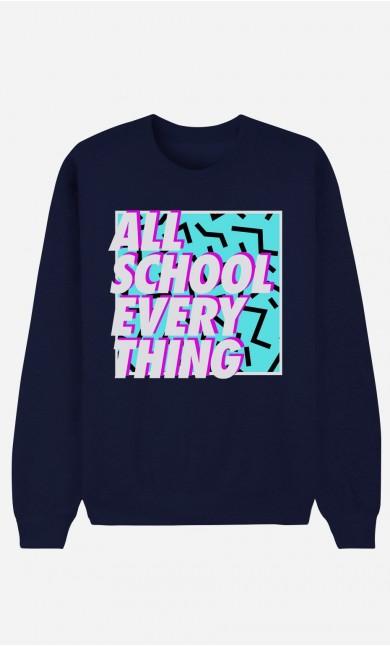 Sweat Bleu All School Everything