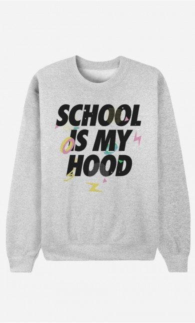 Sweat School is my Hood