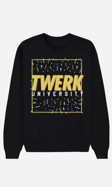 Sweat Noir Twerk University