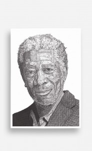 Poster Morgan Freeman
