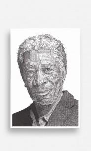 Poster Morgan Freeman