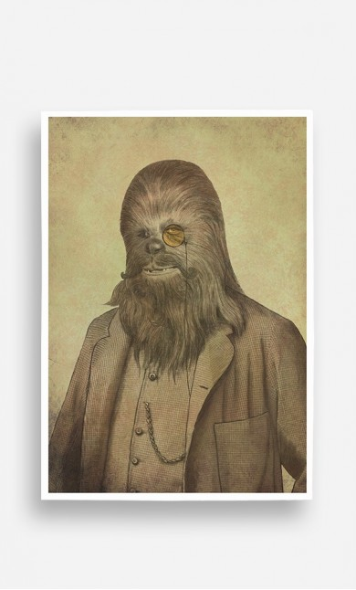 Poster Chancellor Chewie