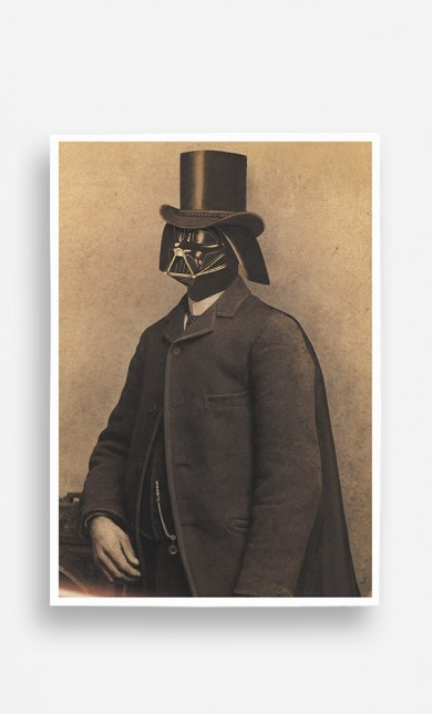 Poster Lord Vader
